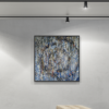EQ + IQ, an original oil painting by Daeu Angert in the gallery